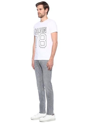 Calvin Klein Pantolon Gri